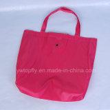 Мягкий 210d полиэстер складные дамы брелоки магазинов сумки