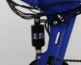 Het vouwen van Elektrische Fiets van de Aandrijving E van de Berg de Onstabiele/Midden met LCD Vertoning