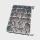 CNC die de Huisvesting van de Filter van het Aluminium, Machinaal bewerkt Deel machinaal bewerken