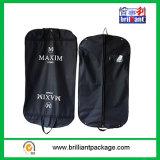 Sacchetto di indumento del coperchio del vestito, fatto dei pp non tessuti, disponibile in vari colori e formati