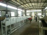 Rubber Seals Extrusion Line, EPDM Rubber Strip Linha de produção