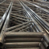 Fascio di alluminio della scaletta dell'armatura per il macchinario edile dell'impalcatura