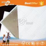 Kurbelgehäuse-Belüftung lamellierte Decken-Fliesen des Gips-595X595 für Mittleren Osten
