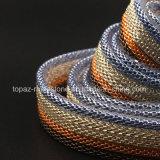 2017最も遅く10mmの金属の鎖のリボンのアクセサリ(TP金属)のための熱い苦境のリボンの鎖
