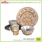 Disegno elegante classico Di ceramica-Come il nuovo insieme di pranzo di disegno