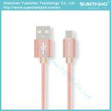 Câble de données Micro USB de recharge rapide pour téléphone Android Samsung