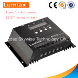 20A/30A 12V/24VシリーズMPPT太陽料金のコントローラ