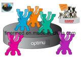 Pharma Estuche Promocional para huesos de perro en forma de clip de papel