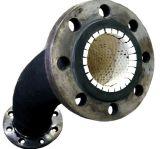 発電所の陶磁器の並べられたゴム製ホースで使用される