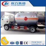 caminhão de tanque pequeno de 5-8m3 LPG para a venda