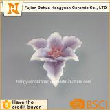 Flores Datura feitas de cerâmica por Handmande para decoração