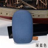 Côté portatif 6000mAh de pouvoir de modèle neuf de forme de pavé rond