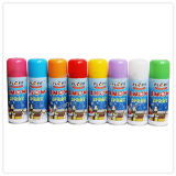 Colores artificiales Partido Aerosol Spray de nieve