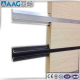 Profil en aluminium/en aluminium d'extrusion de système de cloison de séparation de bureau