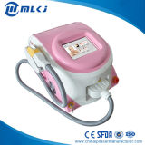 Salon / Inicio luz IPL láser máquina de rejuvenecimiento de la piel con efecto de enfriamiento