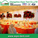 Tente en aluminium Temps-Résistante de mariage de bâti à vendre