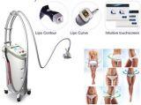 Máquina Multifunction de Velashape para a venda/forma infravermelha dos Vela do sistema do rolo do vácuo do RF que Slimming o aperto da pele
