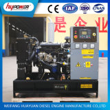 Piccolo generatore diesel standby dell'uscita 15kw con un motore dei 4 cilindri