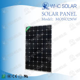 панель солнечных батарей 250W Whc Mono для солнечной системы
