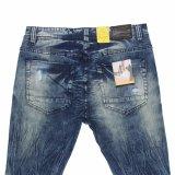 Мужская Мода Высокие Stardard Wshing Джинс (MYB02)