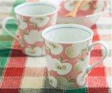 Taza de café blanca de cerámica a granel de la porcelana ninguna orden mínima