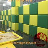 Относящая к окружающей среде содружественная панель украшения панели потолка панели стены акустической панели акустической пены ядровой абсорбциы