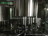 Agua mineral planta de embotellamiento monobloque máquina de rellenar/3 in-1