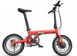 Bici elettrica pieghevole del motorino del certificato elettrico del Ce