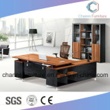 Big Size Modern Metal Base Manager Meuble bureau table