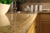 Controsoffitti artificiali della pietra del quarzo per la cucina