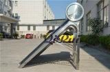 Ce aprovou o aquecedor de água solar com tubo de vácuo Inox SUS304 com tanque de tanque automático