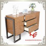 Tabela moderna do lado da tabela de chá da tabela de console da tabela da mobília da mobília do hotel da mobília da HOME da mobília do aço inoxidável do Sideboard da mesa de centro (RS160601)