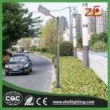 Novo design de alimentação de fábrica Rua Solar Luz com preço de lâmpadas LED