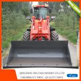 Jieli 상표 판매 Zl20 (2000kg 적재 능력)를 위한 세륨에 의하여 증명서를 주는 농업 소형 바퀴 로더