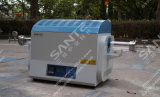 Fornace della valvola elettronica della fibra di ceramica dell'allumina di elevata purezza con il funzionamento facile