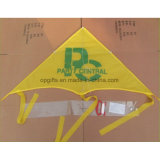 Kundenspezifischer bekanntmachender Dreieck-Förderung-Geschenk-Drachen