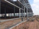 Taller ligero prefabricado de la fábrica de la estructura de acero