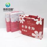 Coloré impression claire joli sac d'emballage du papier