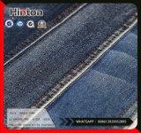 Comed Cotton Spandex High Density Twill tecido escovado para calças