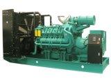 Conjunto de generador diesel de Googol de la potencia silenciosa 1125kVA/900kw del motor