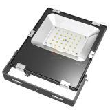 150lm/W maak IP65 de Openlucht100W LEIDENE Lamp van de Vloed met 5 Jaar van de Garantie waterdicht