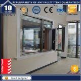 Finestra termica di alluminio della stoffa per tendine della rottura di standard europeo