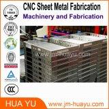 CNC自動Parts/CNCの黄銅は粉のコーティングが付いている曲がる打つ炭素鋼の自動車部品を押すシート・メタルを分ける