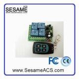 Borne de transmission en bois Télécommande sans fil Commutateur 1 porte (SWB)