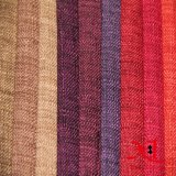 Vente en gros Wowen Polyester Upholstery Decore Velour Fabric pour Sofa / Textile