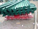 Usine Anping Fil galvanisé recouvert de PVC à bas prix de clôture à mailles