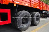 4X2トラックによって取付けられるクレーン8tonsレッカー車