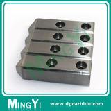 2ボルト孔のタイプが付いている精密炭化タングステンのブロック
