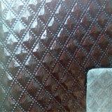 شبكة حبة اصطناعيّة [بفك] جلد لأنّ أحذية جزمة زخرفة [هو-762]