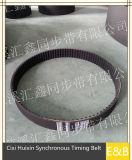 Cinghia sincrona della trasmissione industriale di gomma